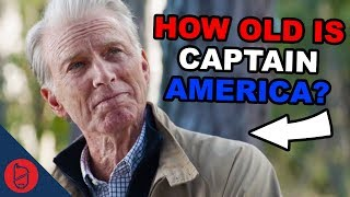 How Old Is Captain America In Endgame? | Avengers Explained