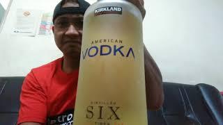 Coba minum Vodka alkohol 50% siapa yang berani