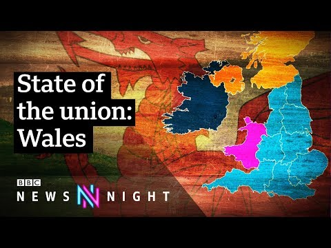 Brexit: Welsh independence 'is on the table' - BBC Newsnight
