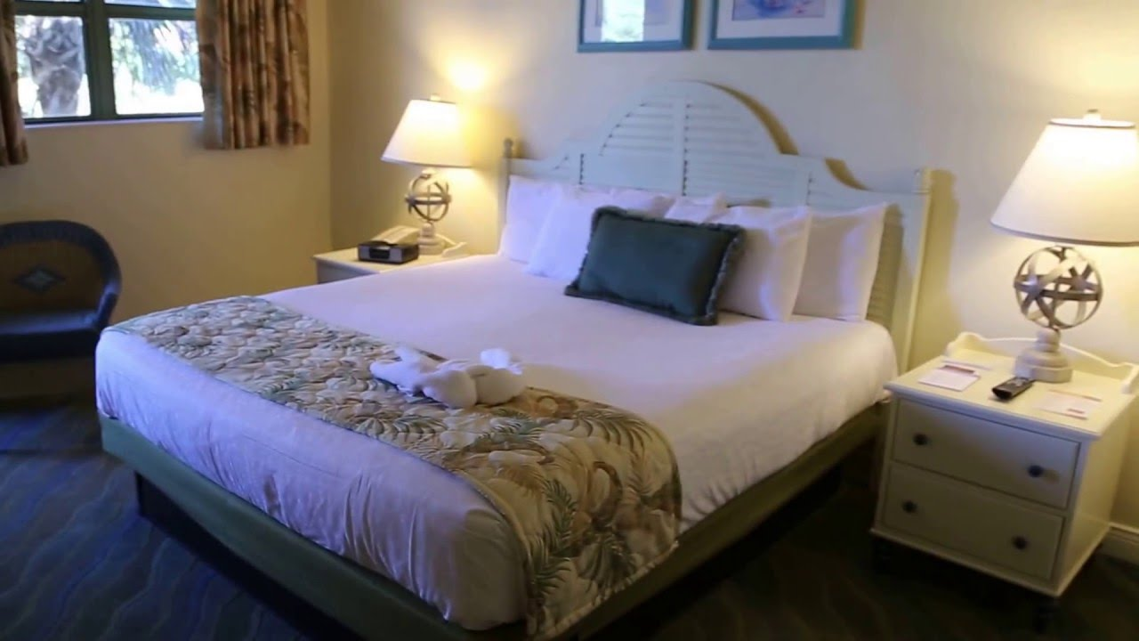 Disney\'s Vero Beach Resort - Room Tour - YouTube