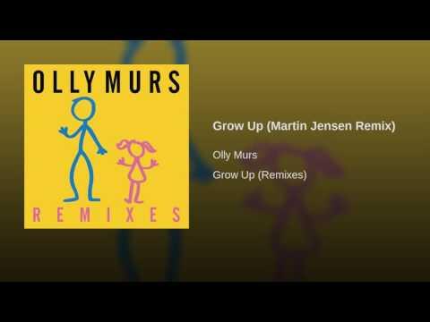 Olly Murs - Grow Up (Martin Jensen Remix)