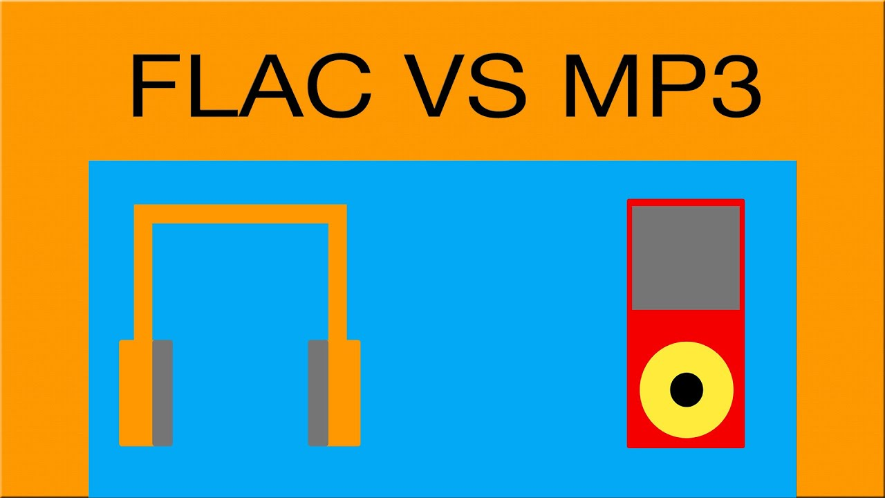 Flac vs Mp3