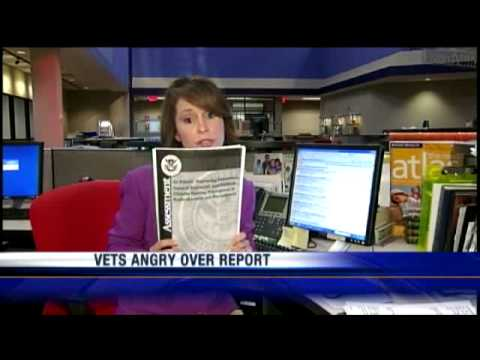 Homeland Security Report Upsets Veterans