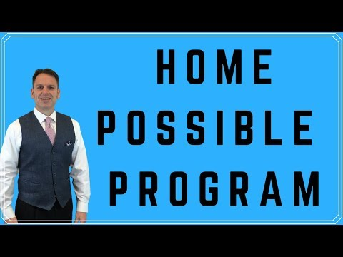 Who Does the Home Possible Loan Program in California