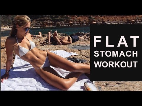 Flat Stomach Workout | Quick Ab Routine