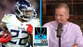 Divisional Round Game Review: Titans vs. Ravens   Chris Simms Unbuttoned   NBC Sports