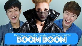 BOOM! Dongki Linh và Trà dự đoán MV Boom Boom của Đông Nhi ft.Mei | Khoa Tieng Viet