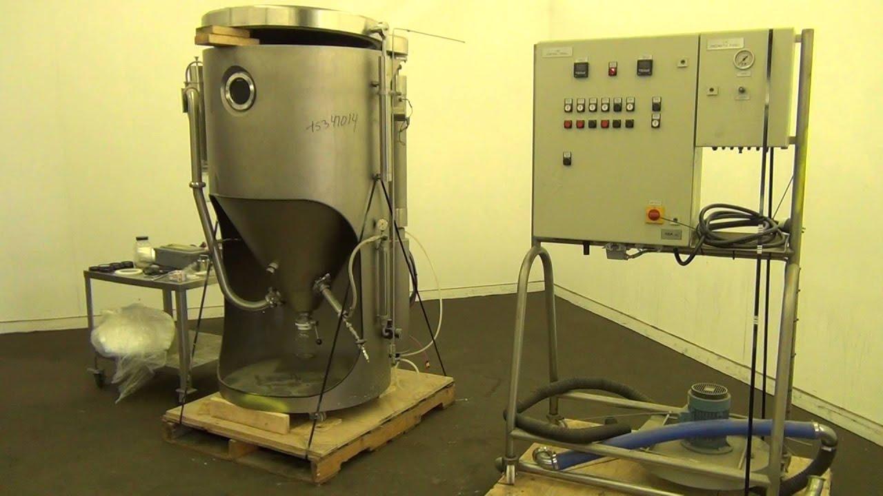 Used  GEA Niro Mobile Minor Spray Dryer   stock 45347014 ...