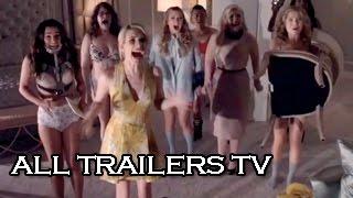 Королевы крика 2015   Русский Трейлер (сериал)
