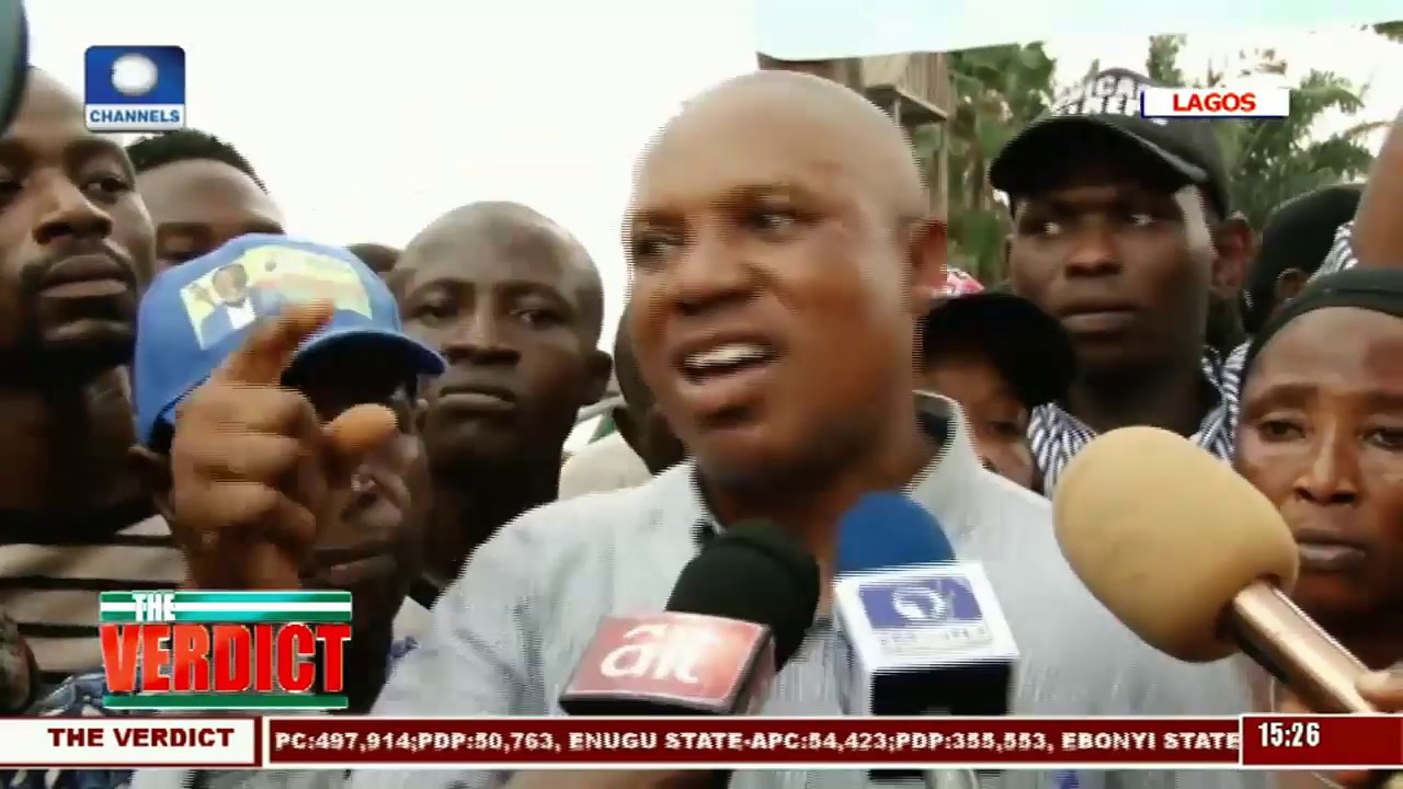 Download 2019 Elections: PDP Members In Shomolu/Bariga Alleges Exclusion