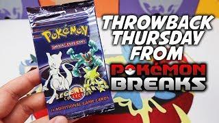 Legendary Collection Booster Pack Throwback Thursday! Thanks to Pokemon Breaks!