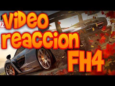 Reaccionando al nuevo Forza Horizon 4!