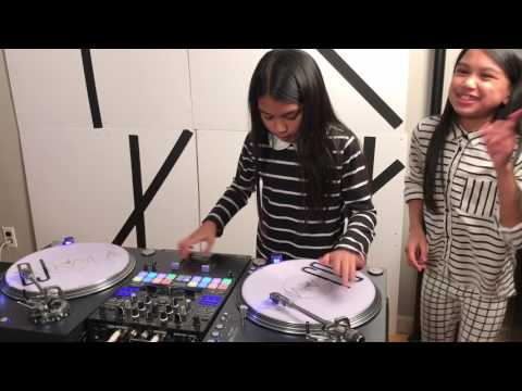 Amira & Kayla Mixing