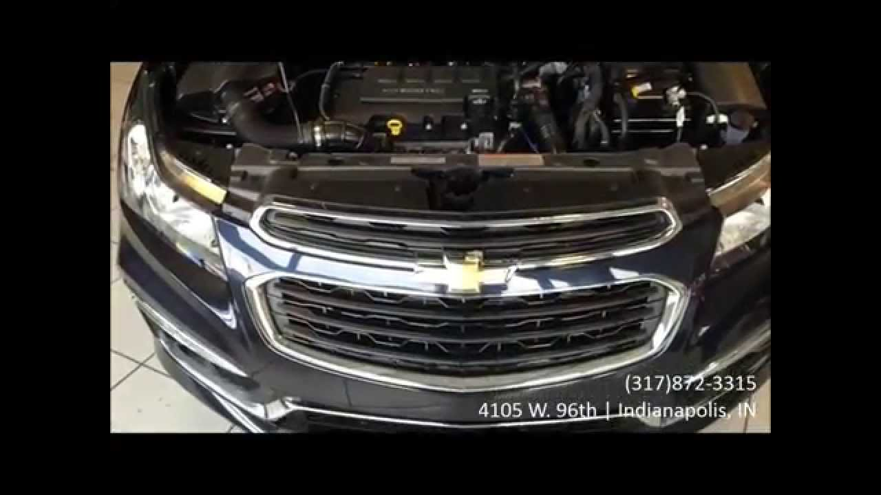 2015 Chevy Cruze Lt Vehicle Walk Around Indianapolis