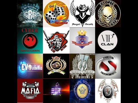 Kumpulan Logo Clan Line Lets Get Rich Indonesia