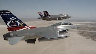 Royal Danish Air Force F-35 Test Support