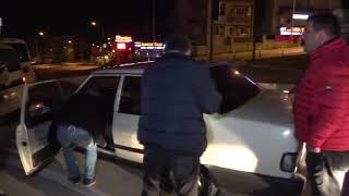 Bursa'da Nefes Kesen Kovalamaca! Otomobilin Fiyatı Kadar Ceza Yedi