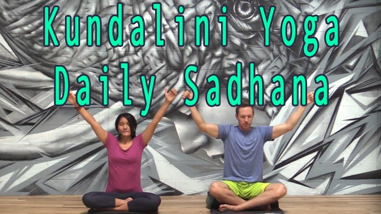 Kundalini Yoga Kriya Sadhana W Gloria Baraquio Youtube