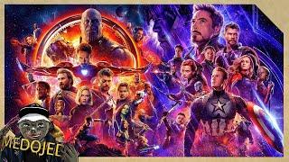Proč se o Avengers Infinity War a Endgame bude učit   Benq w2700