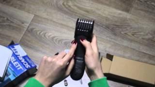 Обзор машинки для стрижки Scarlett SC-160 - review hairclipper Scarlett SC-160