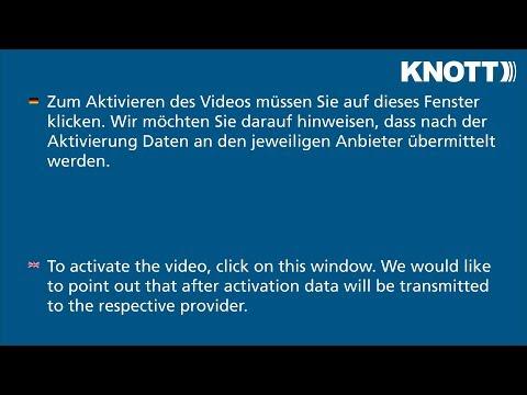 KNOTT Bremse einstellen - YouTube
