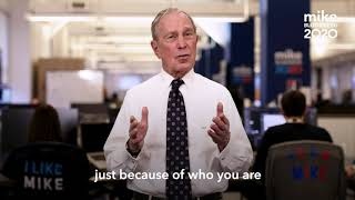 Proud With Mike | Mike Bloomberg For President