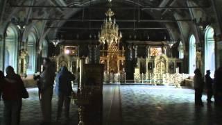 Trinity St  Sergius Monastery