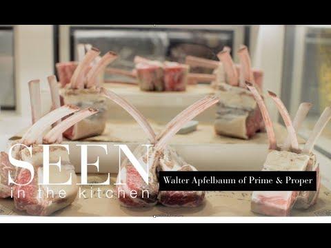 Cooking With Prime Proper Butcher Walter Apfelbaum Seen Magazine Seen