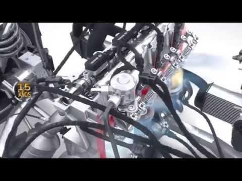 Cómo funciona un Motor de inyección FSI. www.autotecnica.TV