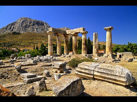 Best Places to Visit in Greece - 13 Historical Sites HD
