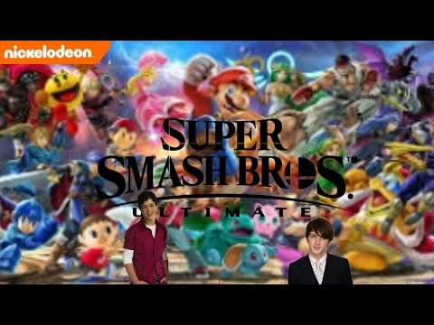 SSBU Commercial but I put the Drake & Josh theme on it.