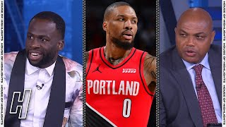 Inside the NBA Reacts to Blazers vs Nuggets Game 5 Highlights | 2021 NBA Playoffs