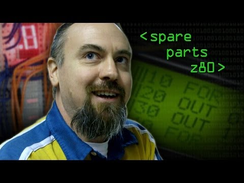 Home-Made Z80 Retro Computer - Computerphile