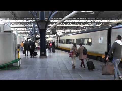 Eurostar To Bruges Via Brussels