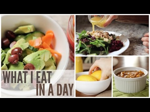 What I Eat in a Day | Paleo Meal & Snack Ideas | February 2017