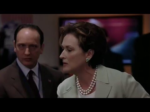 "The Manchurian Candidate (2004) Meryl Streep Monologue - ""War hero with heart"""