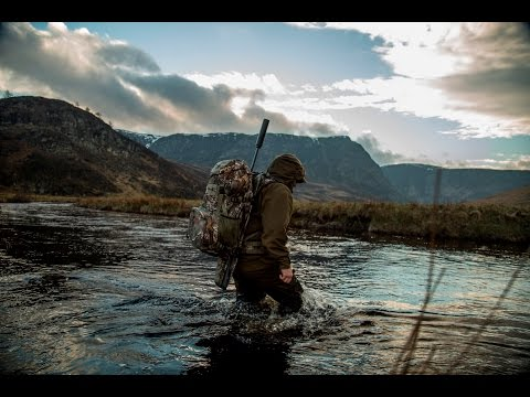Ep 1- First Steps Pace Brothers - Into The Wilderness (Hunting adventure in Scotland)