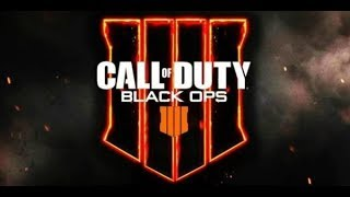 Презентация новой Call Of Duty Black Ops 4 - Смотрим вместе
