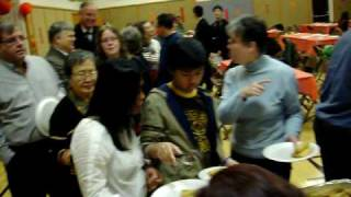 Toronto Ward Chinese Year Of The Ox New Years Party