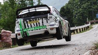 34° Rally della Marca 2017 - JUMPS & MAX Attack! [HD]