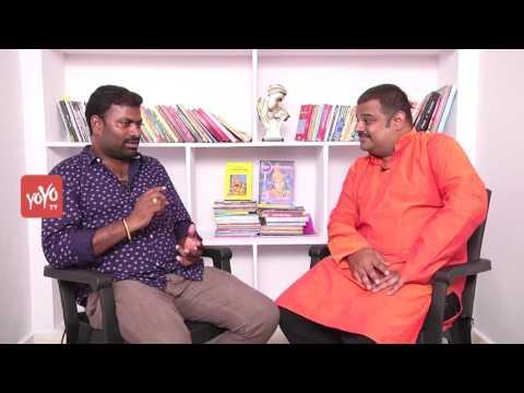 Mittapalli Surender On Winning Nandi Award for Rathi Bommalona Song | YOYO TV Channel