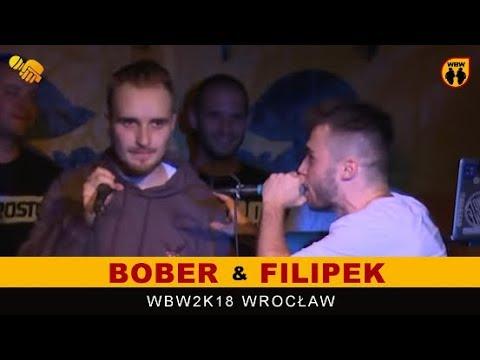 Bober, Filipek 🎤 WBW 2018 🎤 Wrocław - Freestyle Show