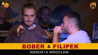 BOBER, FILIPEK 🎤 WBW 2018 🎤 Wrocław # Freestyle Show