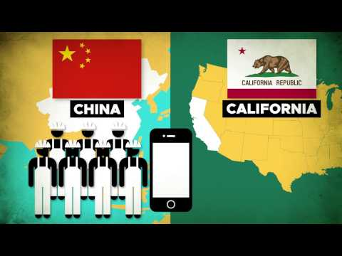 Why is your iPhone assembled in China?