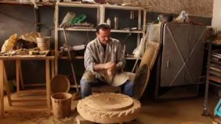 Bisalhães black pottery manufacturing process