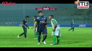 Arema Cronus Vs PS TNI [2-1] Highlights TSC 25 November 2016