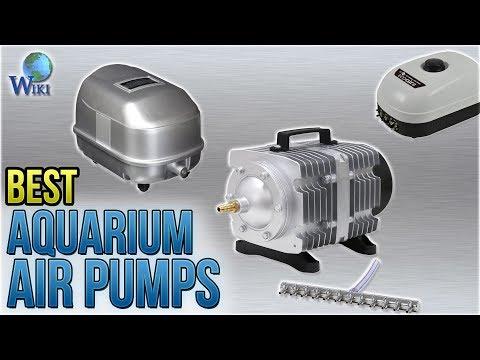 10 Best Aquarium Air Pumps 2018