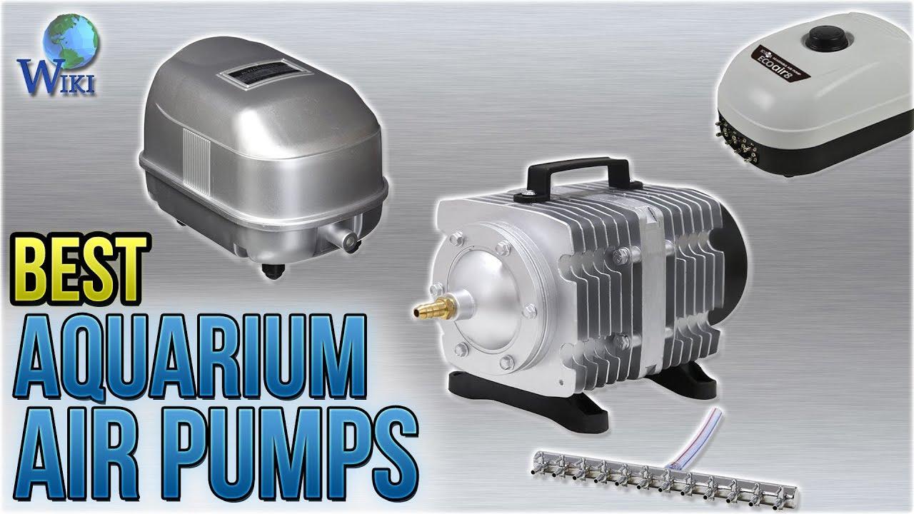 Best Aquarium Air Pumps
