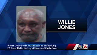 Motive unclear in shooting that injured man at Wilkes County home