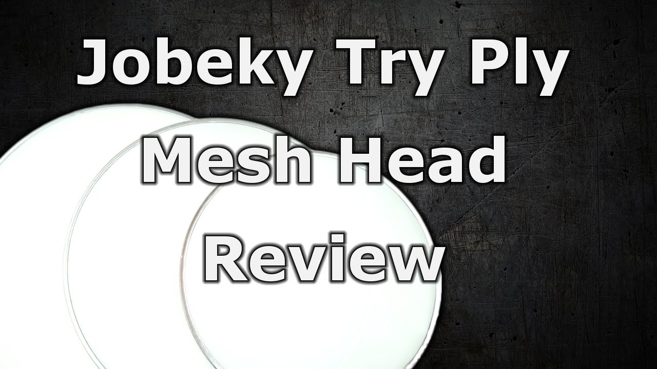 Jobeky Tri-Ply Mesh Heads